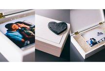 Photo box - Wedding / Cofanetto con le stampe