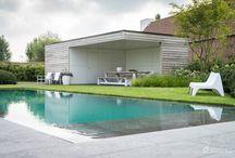 baños de piscina
