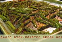 Vegetable sides / Recipes for veggies on the side