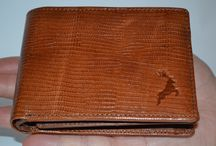 Mens Bifold Leather  Wallet / Handmade Cowhide Leather Wallets, with coin pocket and Card holder Made In Poland