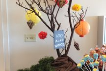 Baby Shower ideas :) / ideas for the baby shower - winne the pooh theme !
