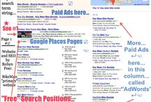 SEO results for website keywords / Top results for particular keywords and website searches on Google, seo for websites