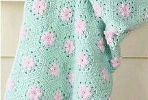 Vauvanpeitot / Baby Blankets