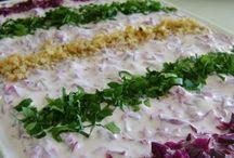 Salata&meze mmmmm