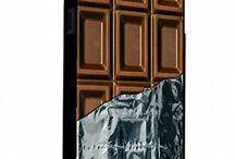coque chocolat