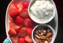 .... gesundes zwichendurch Snacks .....