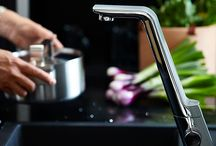 Oras kitchen faucets, classic style with modern twist