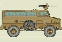 WOLF / Wolf series of mine protected vehicles.Made by Windhoeker Maschinenfabrik (WMF) ofNamibia (30) Wolf Mk 1 Wolf Mk II Wolf Mk III Turbo Wer'wolf Mk II