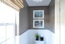 Home: Downstairs Half Bath / by Meghan Lambert