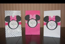 Mickey & Minnie / by Patti Le'Boeuf