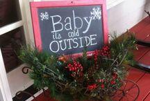 Christmas Decorations I love!