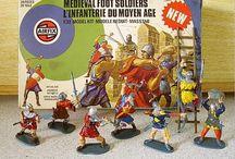 Toy soldier vintage