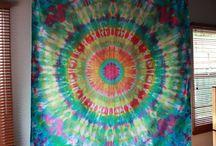 Circular tapestry