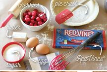 Recipes / Looking to infuse some Red Vines flavor into your sweets?!