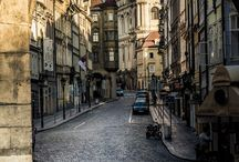 Amazing places in Prague / Amazing places in Prague