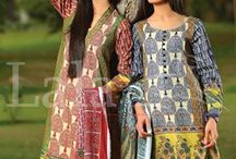 Sana & Samia Khaddi Print. / With Woolen Shawl Available Now! Price @PKR 1,550/-  #LALA #Winter #Collections