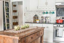 Kitchen / by Katie Wiegand