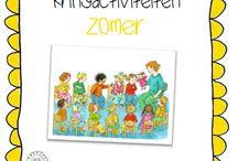 .// School: Kleuters - Zomer
