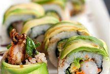 sushi ideeen