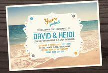 Wedding - Invites & Save the dates