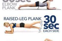 Fitness / Cviky