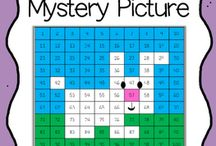 120 chart mystery pictures