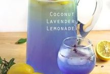 Thirst Quenchers / Lemonade and Summer drinks
