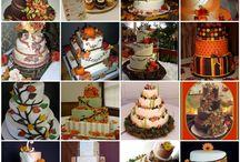 Torte Da Matrimonio Autunnali