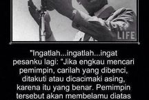 Ir. Soekarno & his quotes / The Indonesian founding father