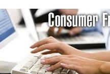 Consumer Frauds / Now register your complaints online at consumerfrauds.com. Fill the complaints letter and share online.