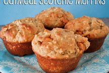 Recipes-Muffins and Breads / by Leigh Polson