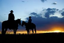 Cowboys and Horses / My loves