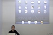 Presentación del iOS5 / El pasado viernes día 21 de Octubre de 2011 tuvo lugar en nuestro espacio un nuevo evento, en este caso se trataba de la presentación del sistema operativo para dispositivos móviles de Apple en su versión iOS5.