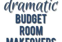 Home decor on a budget / by Andrea Mitchell-Blanco