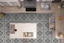 10 Kitchen | Backsplash Trend /  #egeseramik #perfectbeauty  #ceramic  #tiles #design #kitchen #backsplash