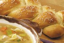 Jewish Food / Recipes and ideas for traditional and more modern Eastern European/Jewish cuisine.  / by Alexandra Kirsch