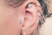 Hot piercings