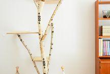 Kissan kiipeilypuut