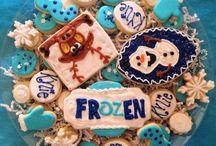 Frozen Birthday / by Random Mom