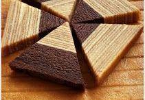 lapis coklat keju