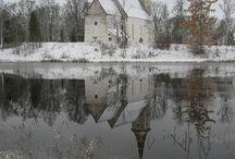Churches & Barns