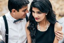 → Vintage Styled Pre Wedding / Classic, Vintage, Earthy, Rustic theme. Idea for cute fun timeless bollywood couple pictures. Jacksonville Engagement Photography, St.Augustine Engagement Photographer