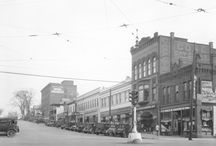 The City of Kent / A view of the city of Kent, Ohio, with photos spanning over a hundred years of the city's history. Photographs taken from our Centennial Collection. / by Special Collections and Archives