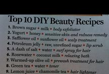 beauty diy to try