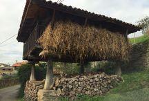 CRA Baxo Nalón / Fotos de los pueblos onde s'alcuentren les aules del CRA Baxo Nalón