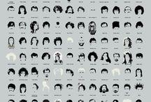 Hair cut ideas / Simple haircutting ideas & inspiration