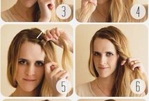 Hair/ nail style / Vlasy/ nehty