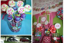 Averie's 5th Birthday Ideas / by Tracci Barnes