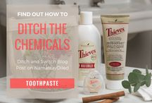 Chemical Free Lifestyle / Ditch and Switch posts from the blog!