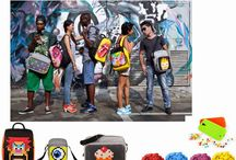 New Items arrival-Trendy Pixelbags for kids and adults
